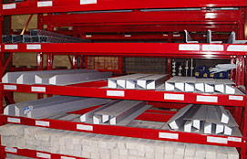 Pallet racking uk - Lintel Racking