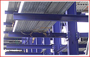 Racking Manufacturer – Cantilever industrial racking